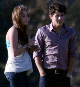 Miley and Nick